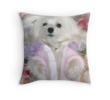 As Snug as a Bug ! Throw Pillow