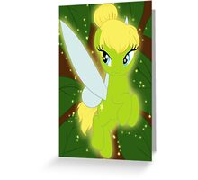 Pony Tinkerbell Greeting Card