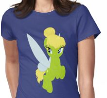 Pony Tinkerbell Womens Fitted T-Shirt