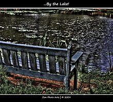 ...By The lake! by Lebogang Manganye