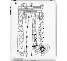 Curtain iPad Case/Skin