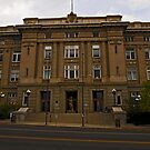 Silver Bow County Court House by Bryan D. Spellman
