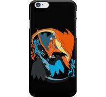 Tribalish Mega Charizard X (and Y) iPhone Case/Skin