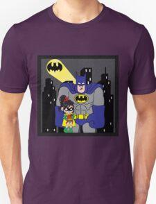 Wreck it Batman! (Blue Suit) T-Shirt