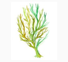 Coral Green, Sea Coral, Ocean Coral, Coral Reef, Sea creature Unisex T-Shirt