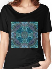Paua 001 Women's Relaxed Fit T-Shirt