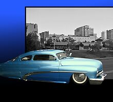"1950 Mercury ""Country Club Plaza Cruser""  by TeeMack"