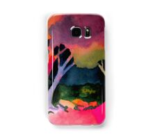 Reverse Trees Samsung Galaxy Case/Skin