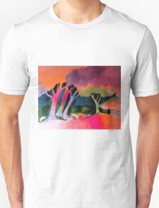 Reverse Trees Unisex T-Shirt