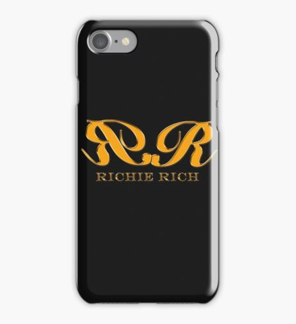 Richie Rich iPhone Case/Skin