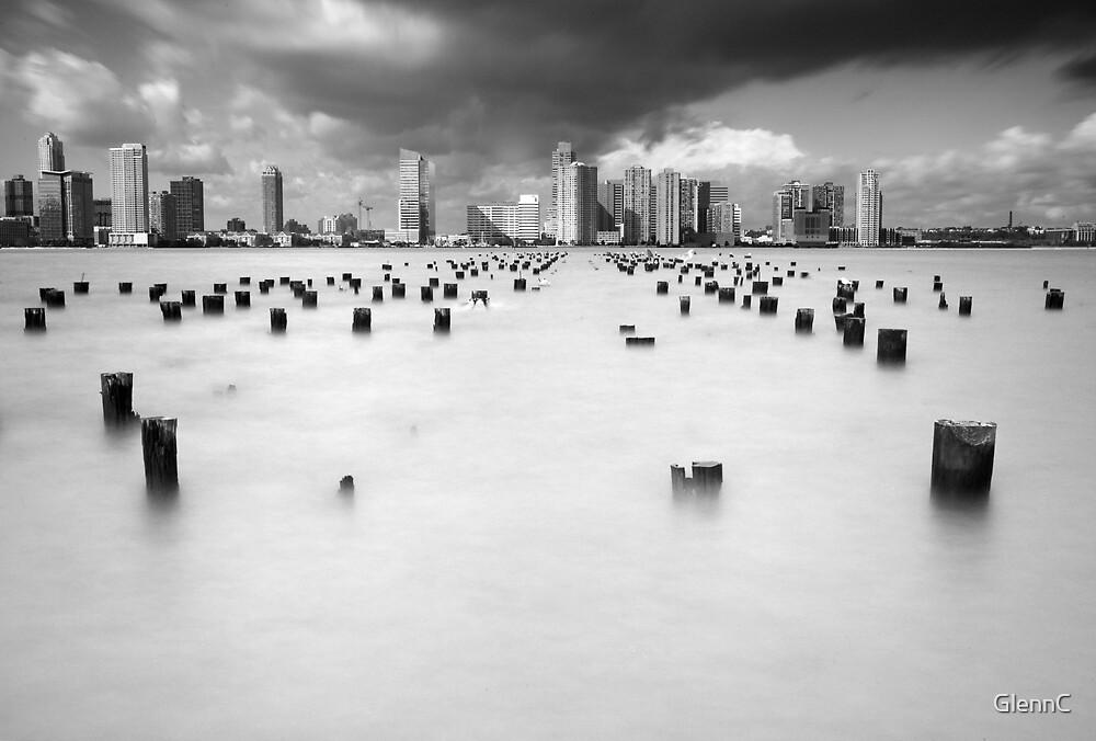 New Jersey Skyline by GlennC