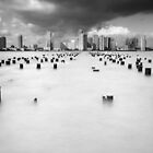 New Jersey Skyline by GlennC