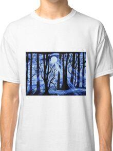 Moonlit Forest Classic T-Shirt