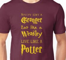 Live Like a Potter Unisex T-Shirt