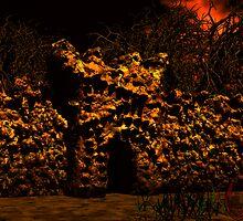 z wall of fears  by NIISOART