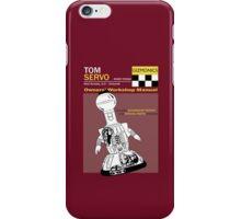 Servo Workshop Manual iPhone Case/Skin