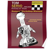 Servo Workshop Manual Poster