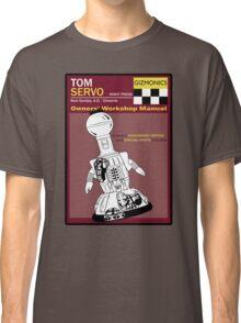Servo Workshop Manual Classic T-Shirt