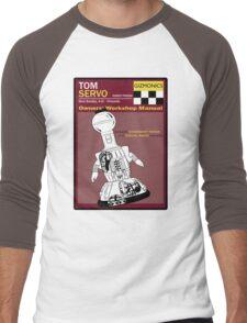 Servo Workshop Manual Men's Baseball ¾ T-Shirt