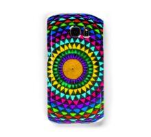 Multi-Colored Mandala Samsung Galaxy Case/Skin