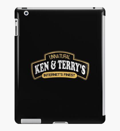 Ken and Terrys iPad Case/Skin