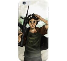 JASPER JORDAN iPhone Case/Skin