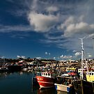 Kilkeel Harbour by Alan McMorris