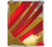 247 Yellow Bird Of Paradise Bush iPad Case/Skin