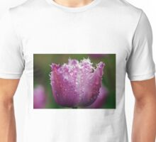Pink Tulip Unisex T-Shirt