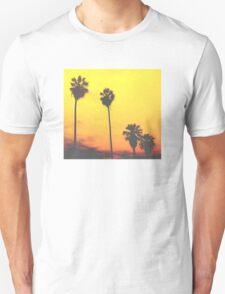 SUNSET PALMS T-Shirt