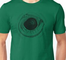 Green circle Unisex T-Shirt
