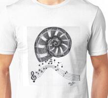 Seashell Vacuum Unisex T-Shirt