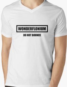 Wonderflonium Mens V-Neck T-Shirt