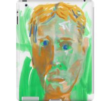 An Artist at Fifty-One iPad Case/Skin