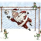 Santa Saves by Patrick Brickman