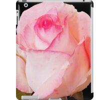 Pink Rose Bud iPad Case/Skin