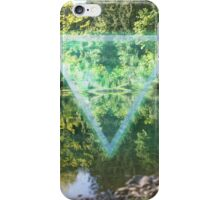 Pondrilateral Nature Shape iPhone Case/Skin