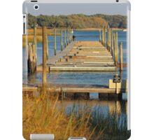 Golden Marina iPad Case/Skin