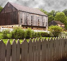 Barns at Burnside........ by DaveHrusecky