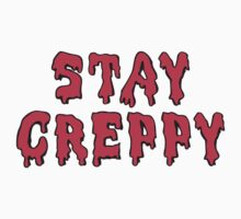 Stay Creppy Kids Tee