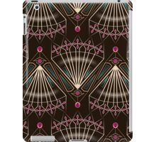 Seamless beautiful antique art deco pattern. Geometric design. iPad Case/Skin