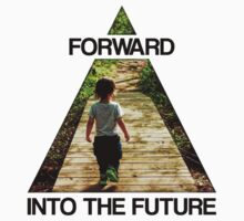 Forward Into the Future T-Shirt