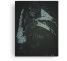 """Magnet"" Canvas Print"