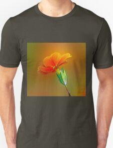 Little Yellow Flowers Unisex T-Shirt
