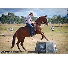 MFSR Challenge Photographic Print