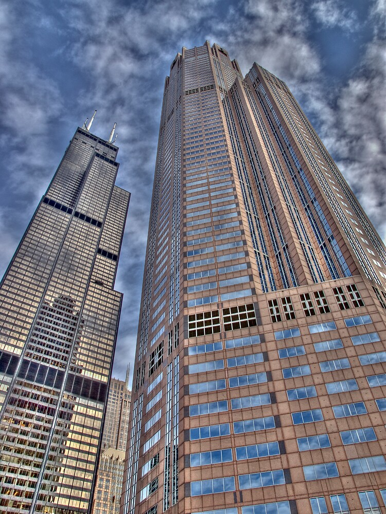 Standing Tall in the Windy City by Joe Thill