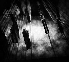 Theatre Insides Darkness by Natalie Miller