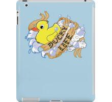 Ducky Life iPad Case/Skin