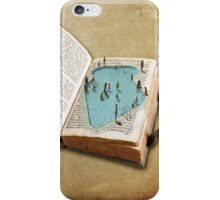 pocket pool iPhone Case/Skin