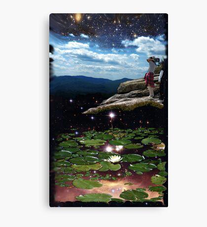 Amazing World Canvas Print